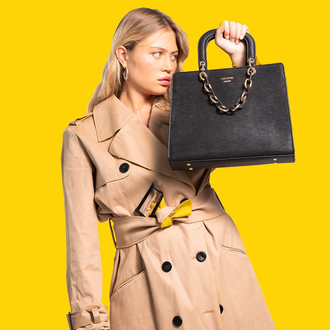 maroquinerie sac à main en cuir pour femme entrechat