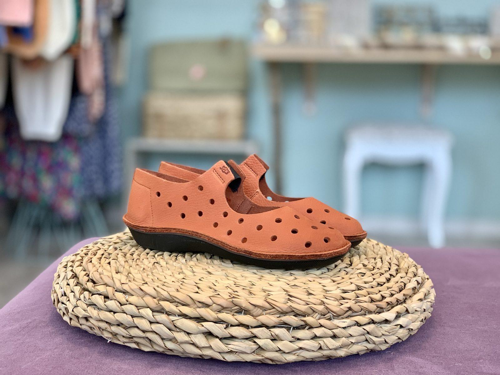 chaussures rouges entrechat